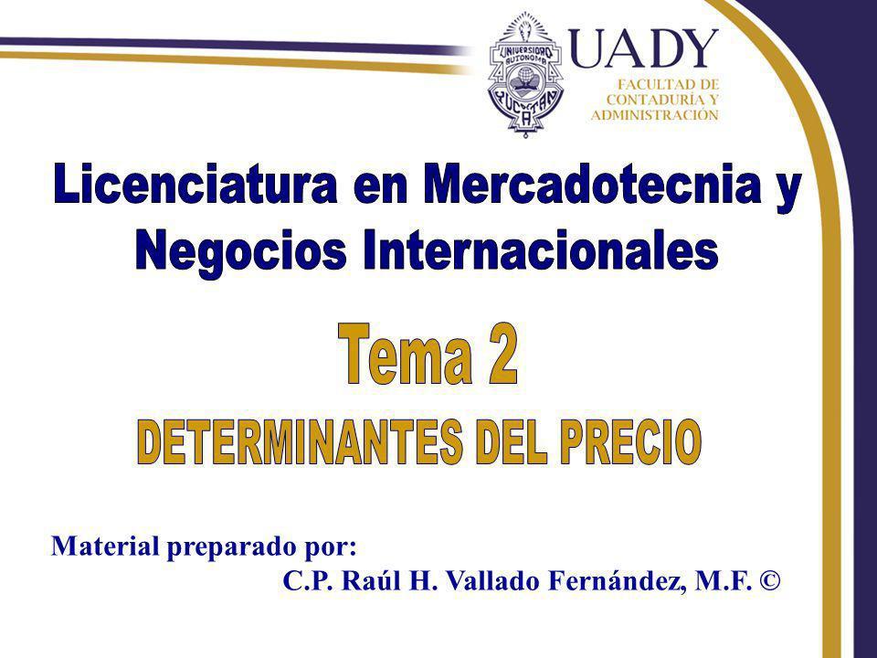 Rhvf. Material preparado por: C.P. Raúl H. Vallado Fernández, M.F. ©