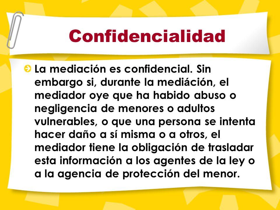 Mediación de custodia infantil Mediación de custodia infantil Cuando los padres no est á n de acuerdo sobre c ó mo convenir la custodia y visitas, la