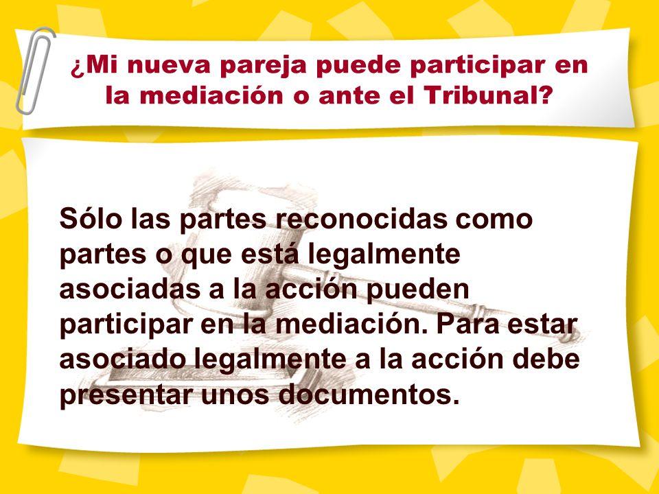 ¿ Qué pasa si la otra parte no viene a la audiencia? El Juez aún puede dictar una orden para su familia o establecer otra fecha para la audiencia.