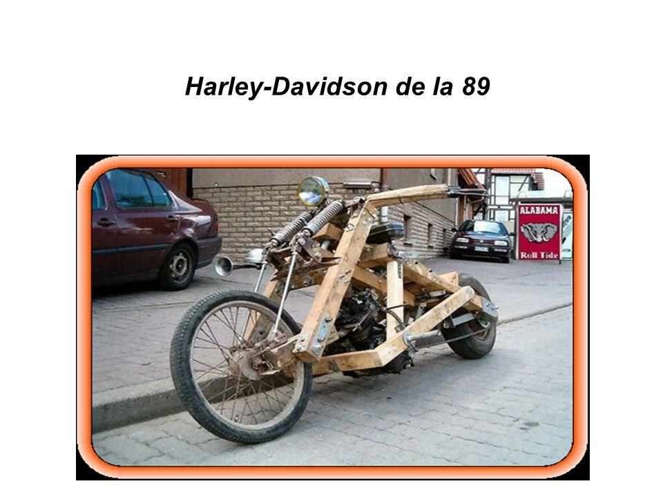 Harley-Davidson de la 89