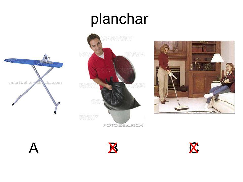 planchar CBAXX