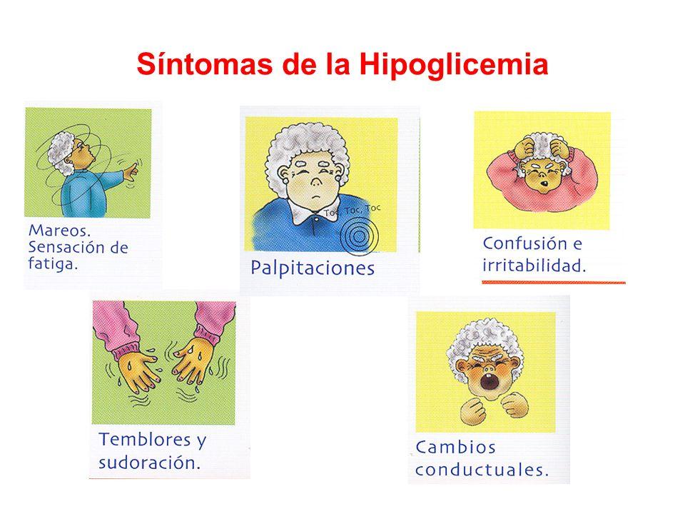 Recuerde que las hipoglicemias nunca se mejoran por si solas, por lo tanto, si siente alguno de estos síntomas actúe de inmediato, ya que si el nivel de azúcar desciende demasiado, la persona puede tener convulsiones o quedar inconsciente.