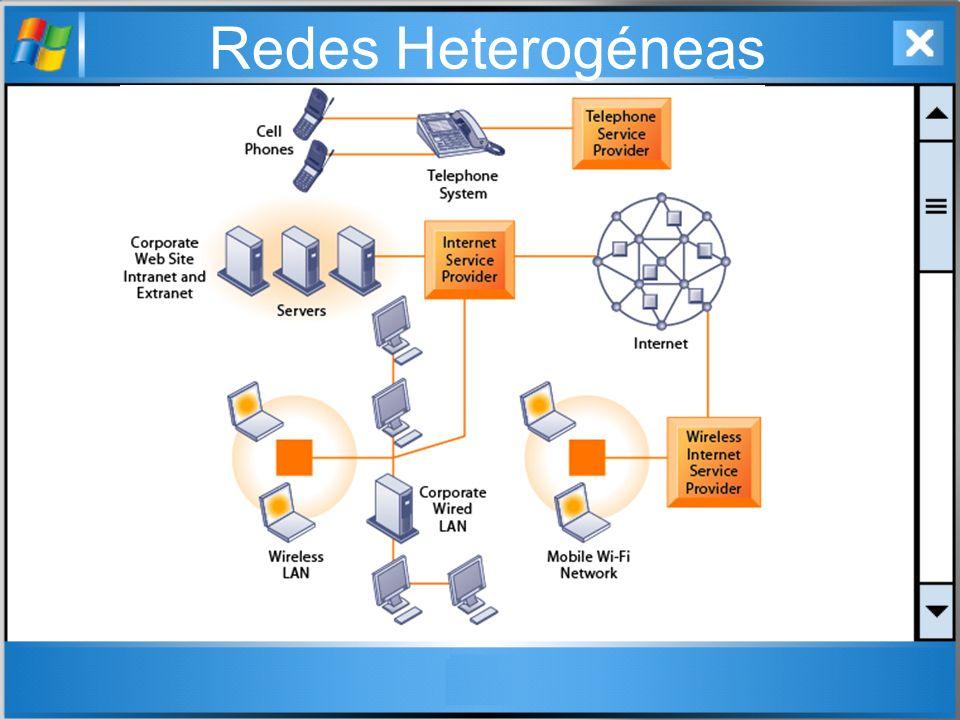 Redes Heterogéneas