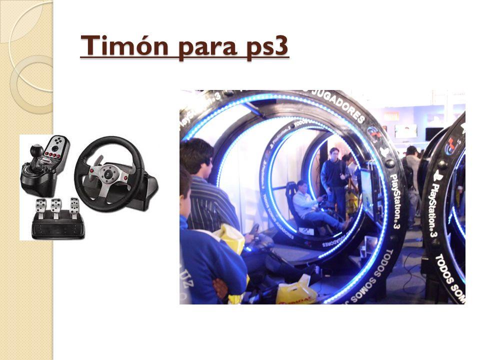 Timón para ps3