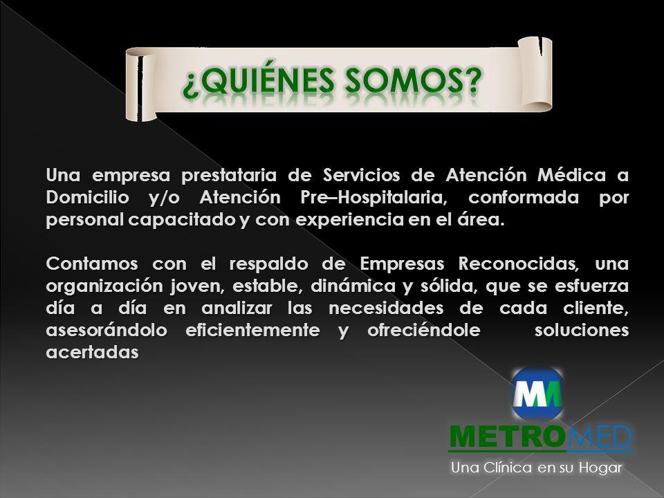 Ambulancias MetroMed @MetroMed