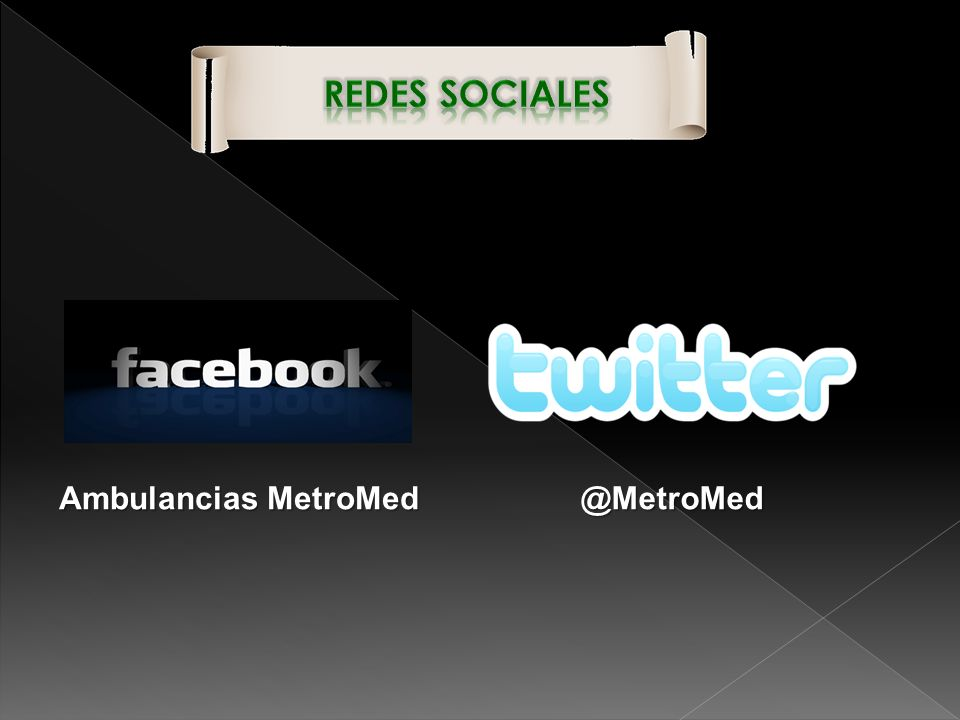 Ambulancias MetroMed @MetroMed