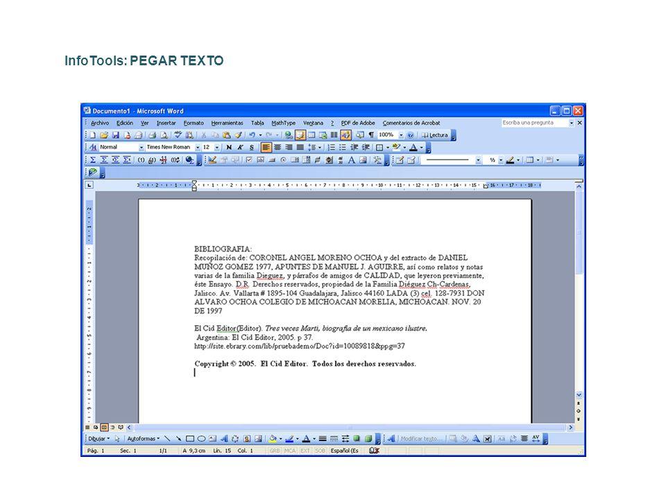 FUNCIÓN DE DESCARGAS Formato Adobe Digital Editions Participación de la mayoría de las editoriales Los documentos STL (short-term-loan / préstamo a corto Plazo) no están incluidos Hasta 10 descargas simultáneas por usuario Copia o impresión sin conexión, hasta el 25% del documento descargado Puede utilizarse en la mayoría de los ordenadores y dispositivos, no Kindle Gratuito para todos, excepto las bibliotecas públicas (precio según cada caso) Información general Documentos Completos Imagen en formato PDF Todos los documentos disponibles El mismo límite de páginas que para la impresión Puede utilizarse en la mayoría de los equipos y dispositivos, incluso en Kindle Gratuito para todos los clientes, incluidas las bibliotecas públicas Los archivos no tienen fecha de vencimiento.