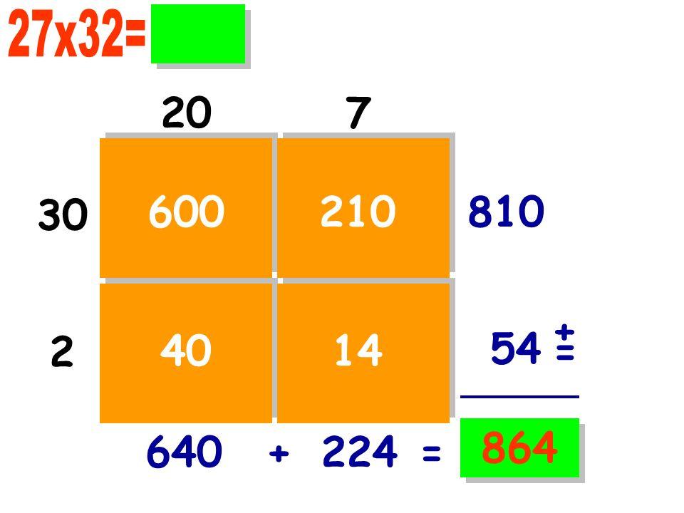 12 5 X 0 6 1212 1212 1212 1212 1212 +=+= 6060 10 x5 12 x5 50 + 10 = 6060