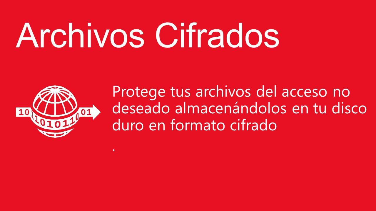 Archivos Cifrados
