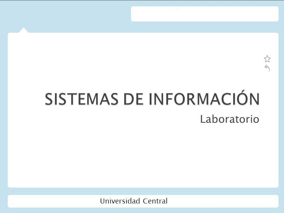 Laboratorio Universidad Central