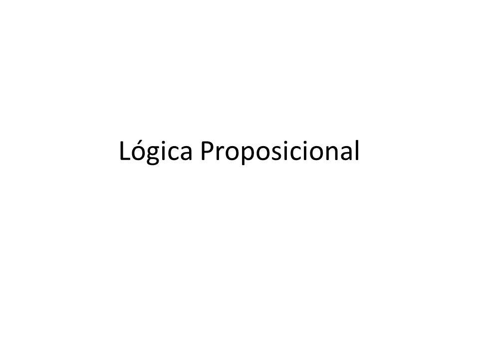 Lógica Proposicional Eliminar usando la equivalencia: (p q) (p q) ^ (q p) Eliminar usando la equivalencia: (p q) (~p v q)