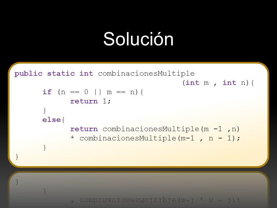 Para entender la recursividad, había que saber lo qué era la recursividad