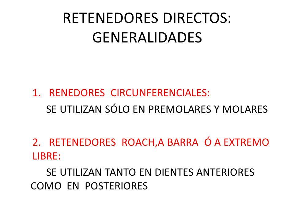 CLASE III DE KENNEDY:ARCADA SUPERIOR