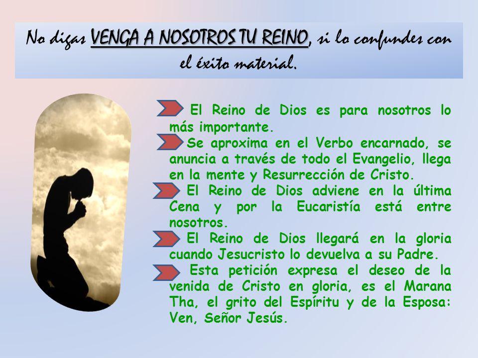 La voluntad de nuestro Padre es > (1 Tm 2, 4).Dios > (2 P 3, 9).