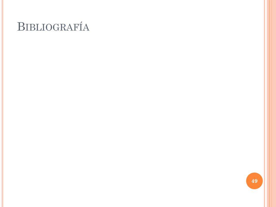 B IBLIOGRAFÍA 49