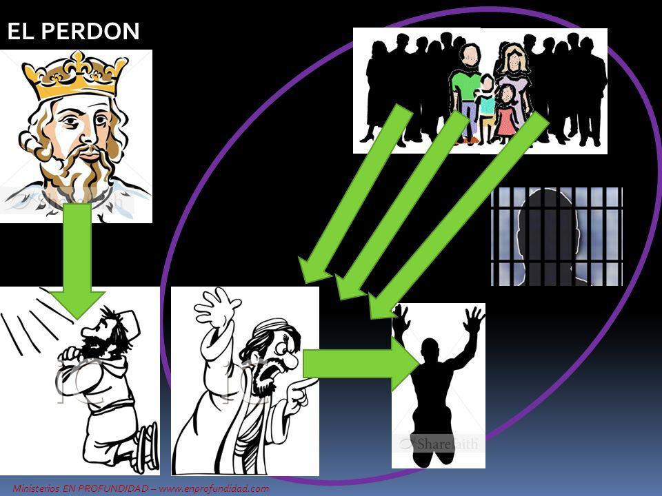 Ministerios EN PROFUNDIDAD – www.enprofundidad.com EL PERDON