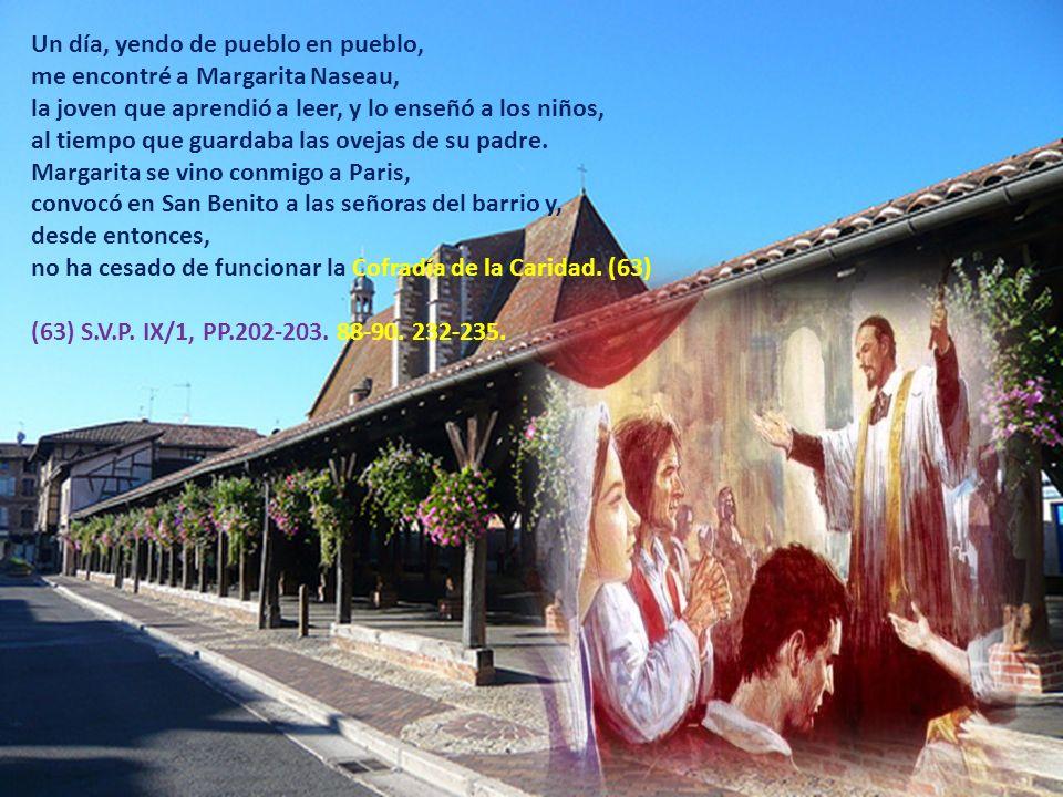 Dios es el fundador de las Hijas de la Caridad. ¿Había pensado en ello Vicente de Paúl? ¡Ni mucho menos! ¿Acaso Luisa de Marillac? Tampoco. ¿Quién fun