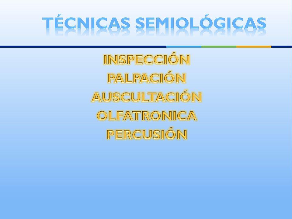 Físico se identifican los signos de en fermedad o normalidad.