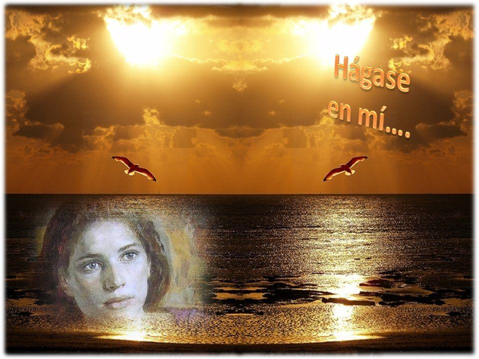 nacida para decir Sí, toda su vida, a los misterios de Dios.