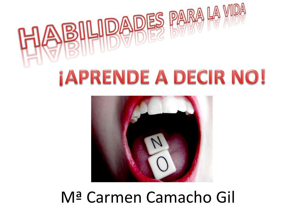 Mª Carmen Camacho Gil