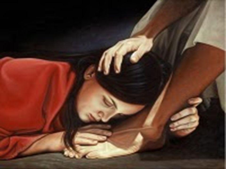 Lucas 7:45-47 45 No me diste beso; mas ésta, desde que entré, no ha cesado de besar mis pies.