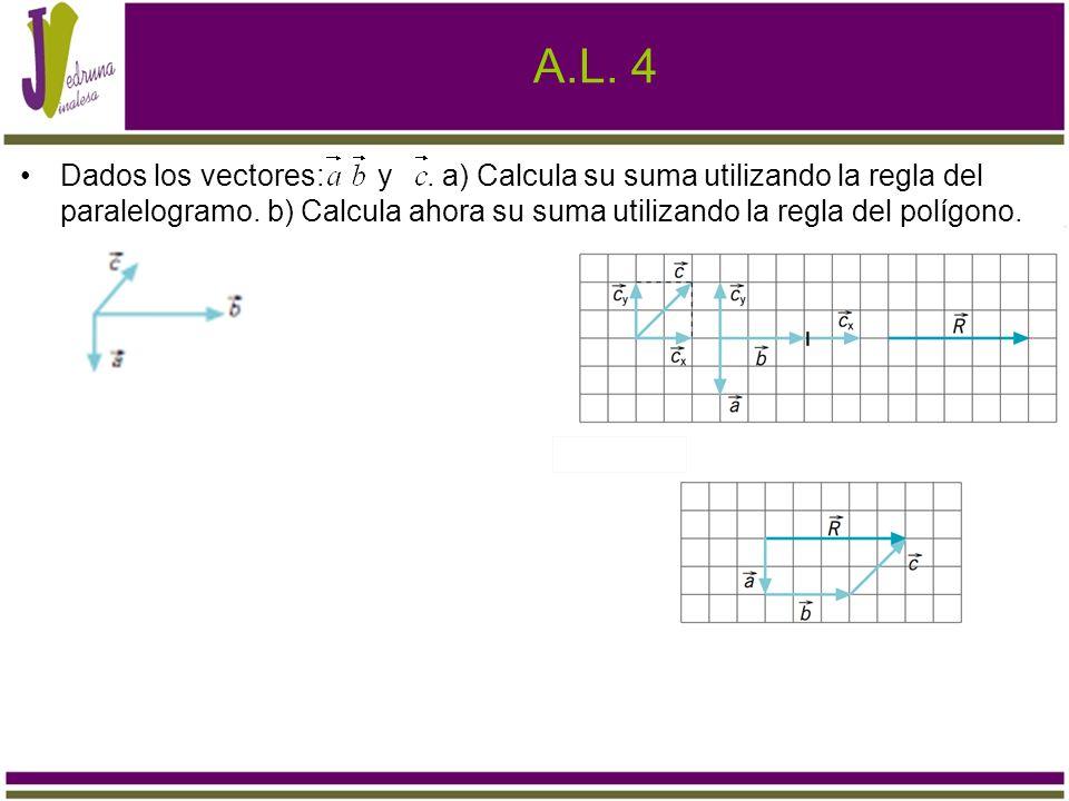 1.7 Calcula el valor de las componentes rectangulares de una fuerza de 50 N que forma un ángulo de 60° con el eje horizontal.