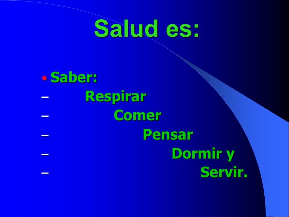 Salud: Salud de Los Trabajadores: Estado de armonía entre empleador y empleado. Estado de armonía entre empleador y empleado.