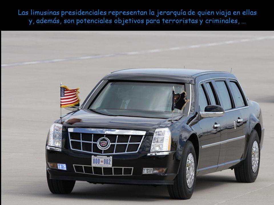 Para el transporte de Obama hay que agregar los aviones Boeing tipo Jumbo Air Force One y (otro Two), helicópteros, también adaptados.