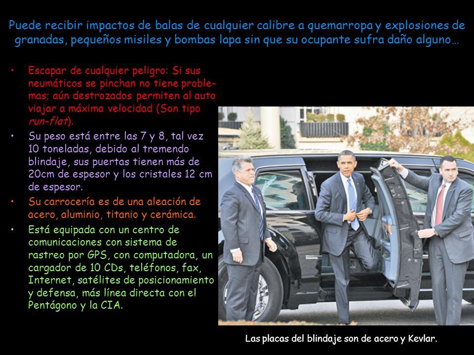 Autos que le hacían propaganda a Obama en el 2008, nada menos que el carísimo Bentley…
