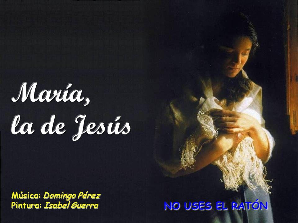 Música: Domingo Pérez Pintura: Isabel Guerra NO USES EL RATÓN