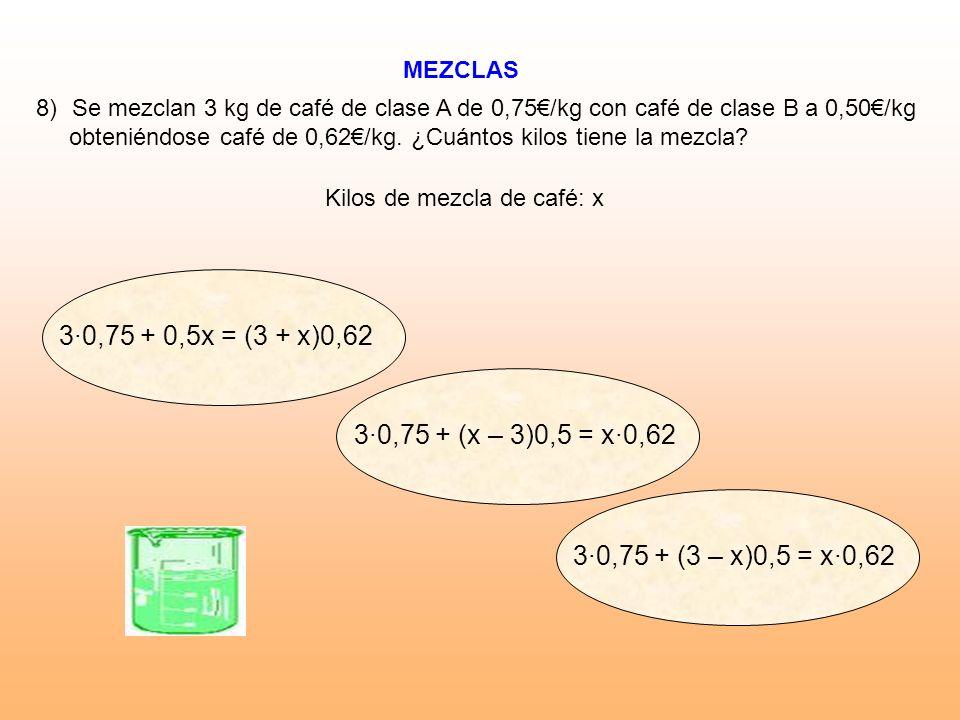 MEZCLAS Carl Friedrich Gauss (1777 – 1855) SÍNO ¿SIGUES? Desarrollé la curva de distribución de errores conocida con el apelativo de distribución norm