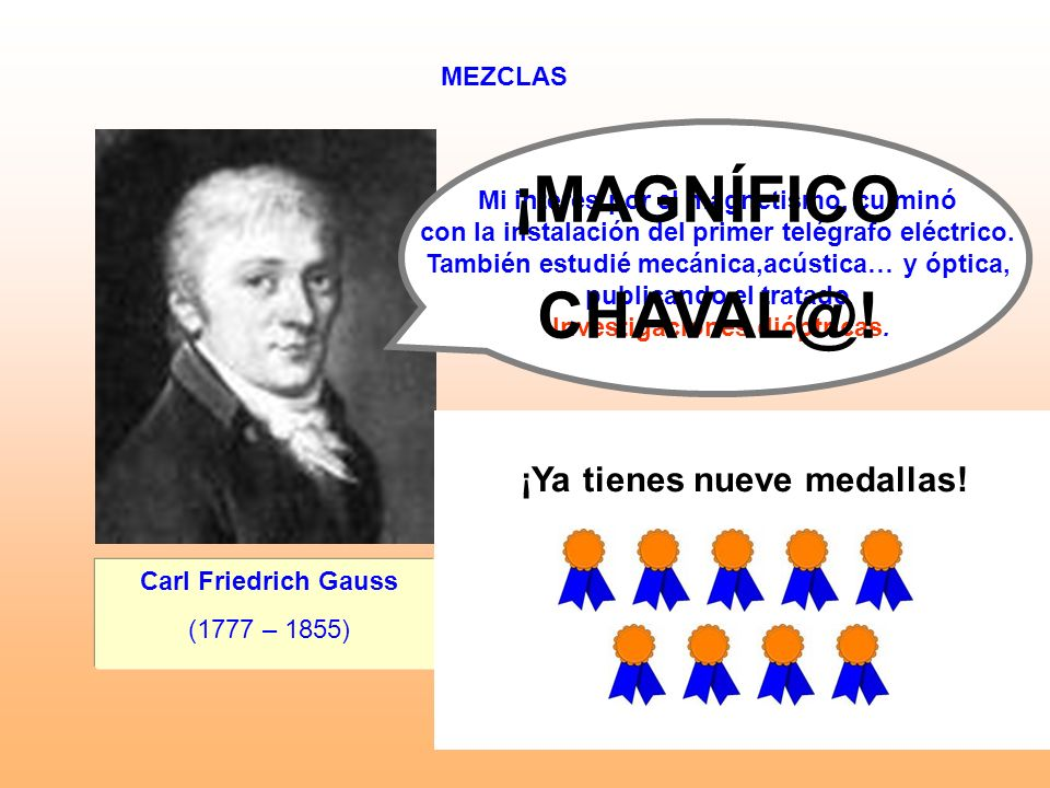 MEZCLAS La ley del nuevo lingote será 0,78. 9)Se funden dos lingotes de plata, uno de 2 kilos de peso y ley 0,6 y otro de 3 kilos de peso, de ley 0,9.