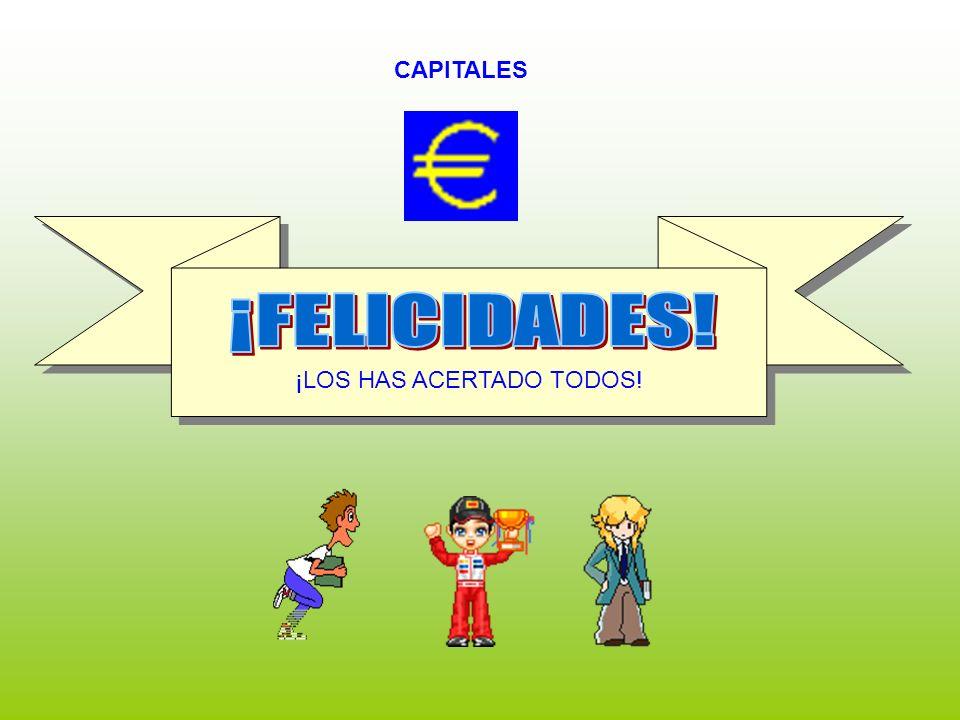 CAPITALES La 1ª parte es de 100 y la 2ª de 60. 5)De un capital de 200 se ha colocado una parte al 5% y otra al 4%. La primera produce anualmente 2,80