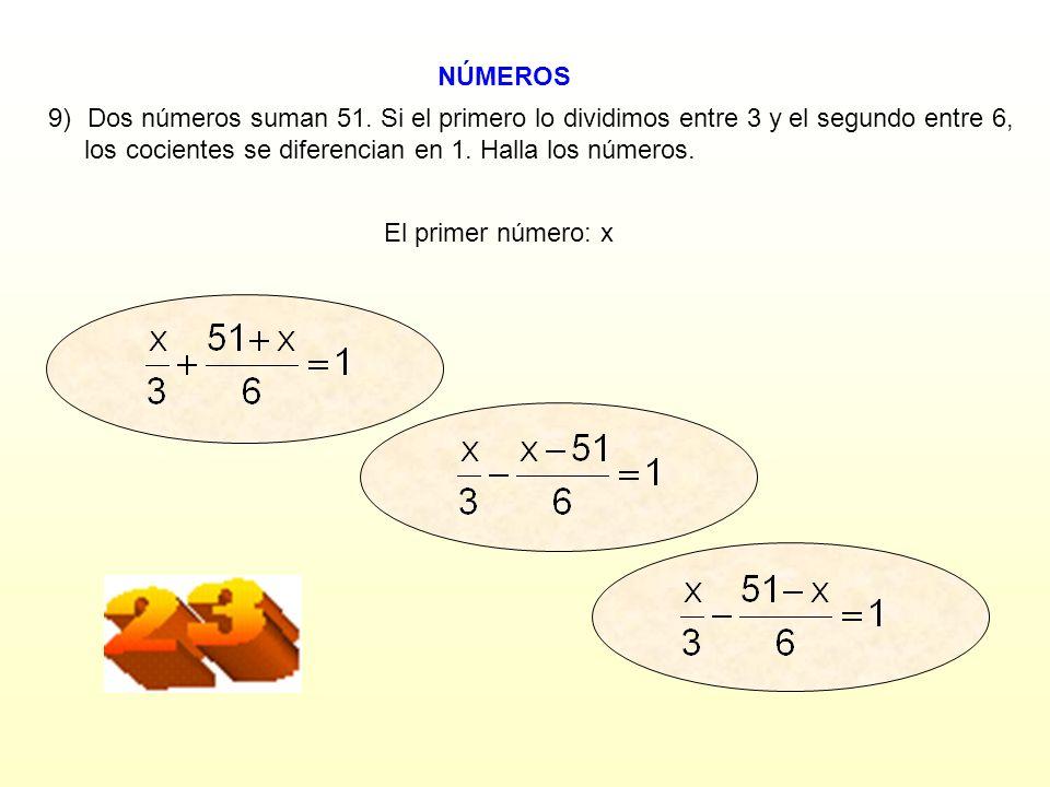 NÚMEROS Euclides (Grecia fl. 300 a.C.) SÍNO ¿SIGUES? El último postulado, el postulado de las paralelas, ha sido reformulado como: 5-Por un punto exte