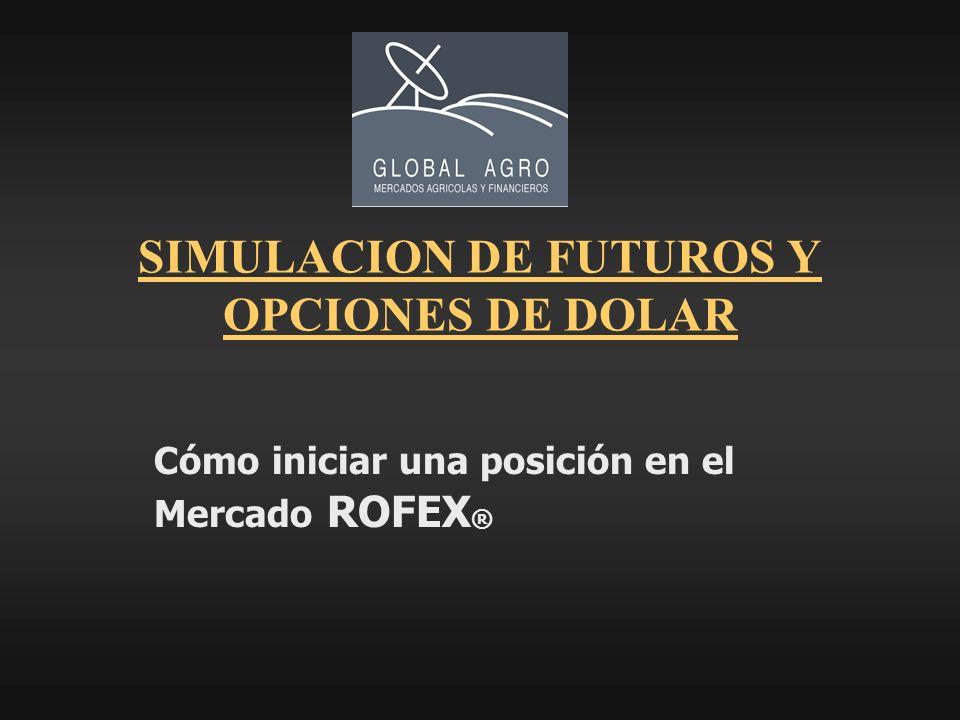 1- FUTURO COMPRADO C// dólar Futuro a $2.90.