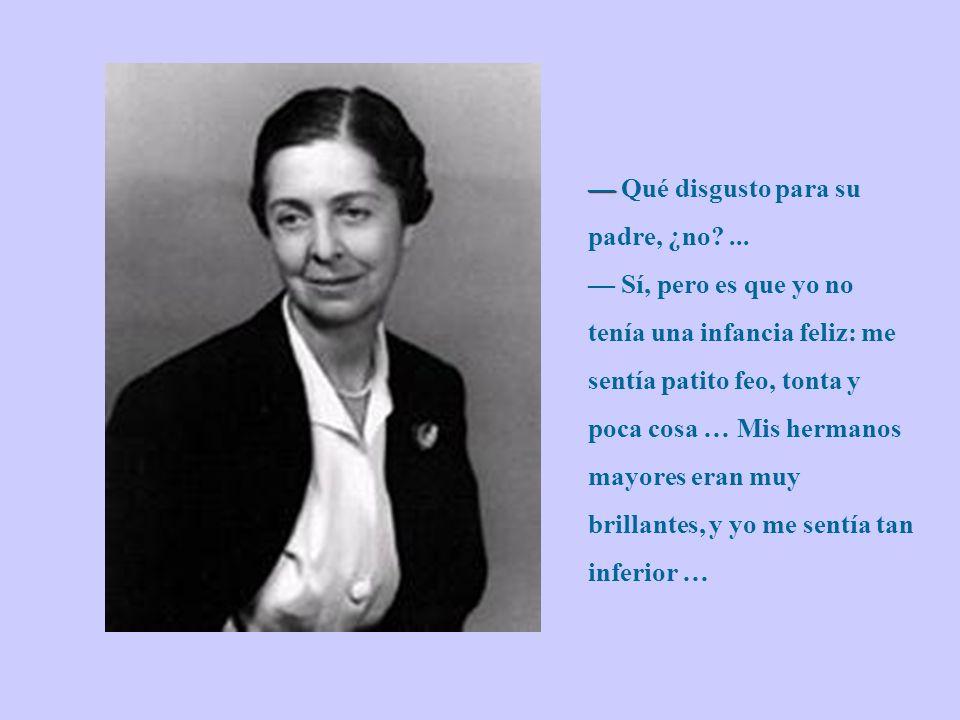 Entrevista a Rita realizada el 22/12/2005 (esta foto data de su juventud...) ¿Cómo fue que una chica italiana de los años veinte se convirtió en neuro
