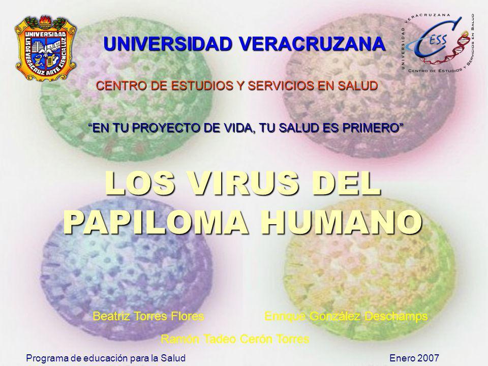 La infección genital por virus de papiloma humano: Alrededor de 40 virus afectan al área genital.