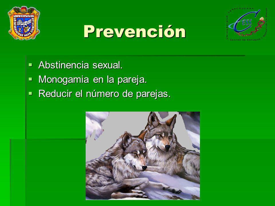 Prevención Abstinencia sexual.Abstinencia sexual.