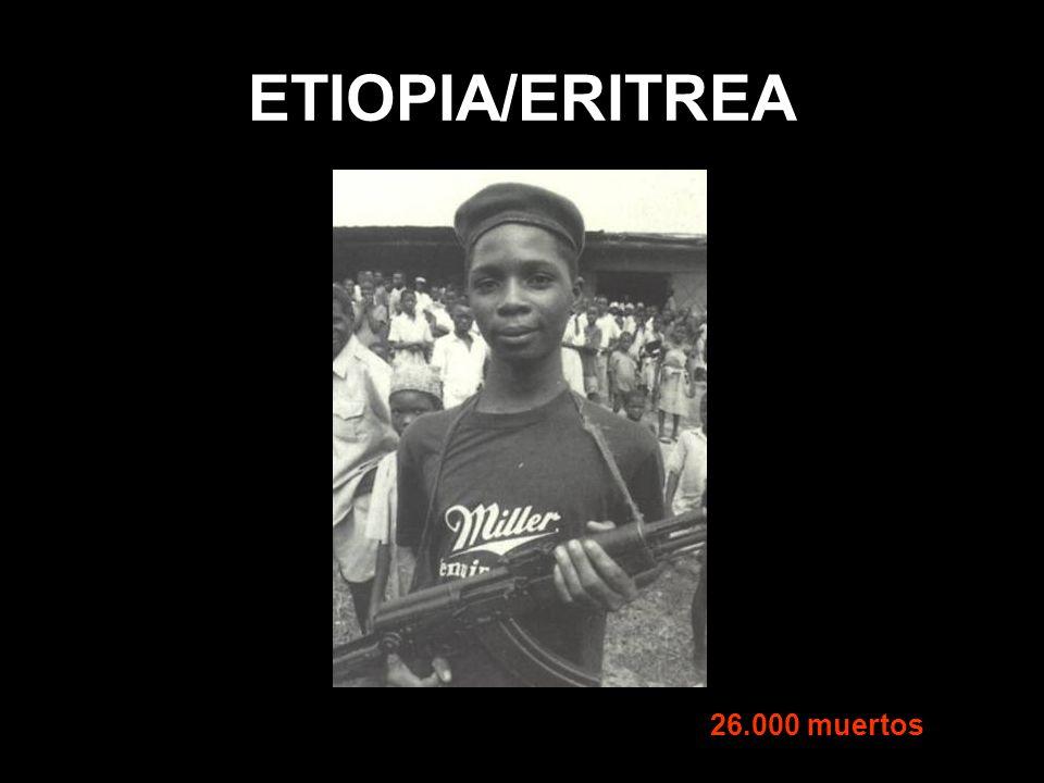 ETIOPIA/ERITREA 26.000 muertos