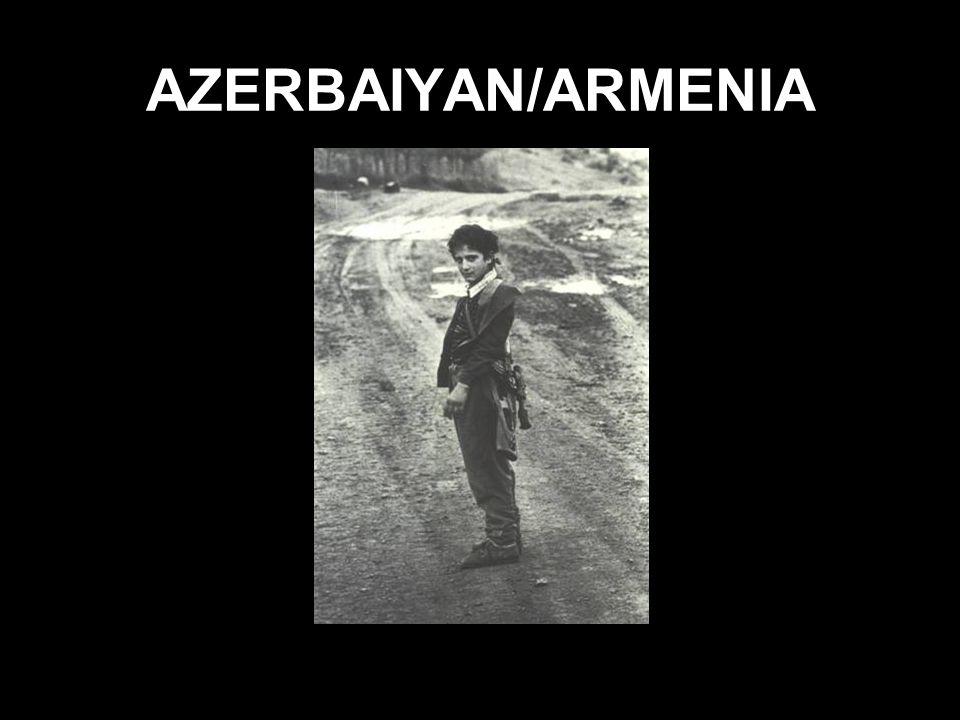 AZERBAIYAN/ARMENIA