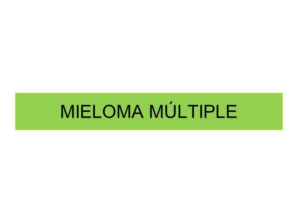 MIELOMA MÚLTIPLE