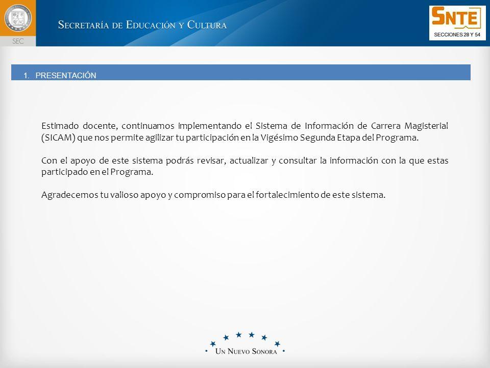 2.INGRESAR AL SISTEMA Imagen 1.Imagen 2.