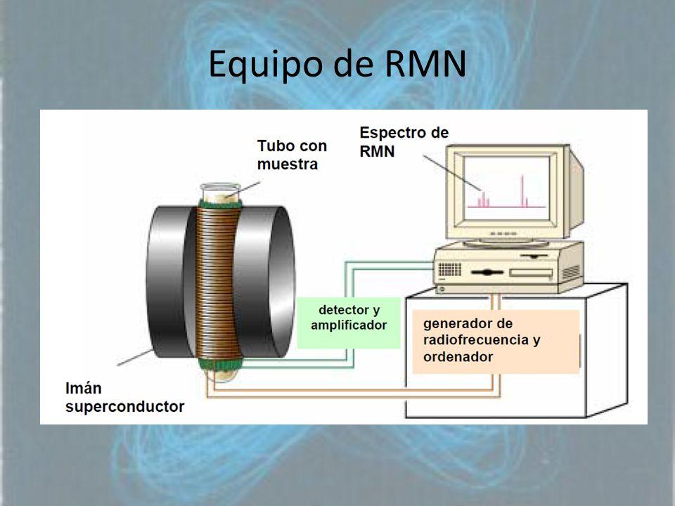 Equipo de RMN