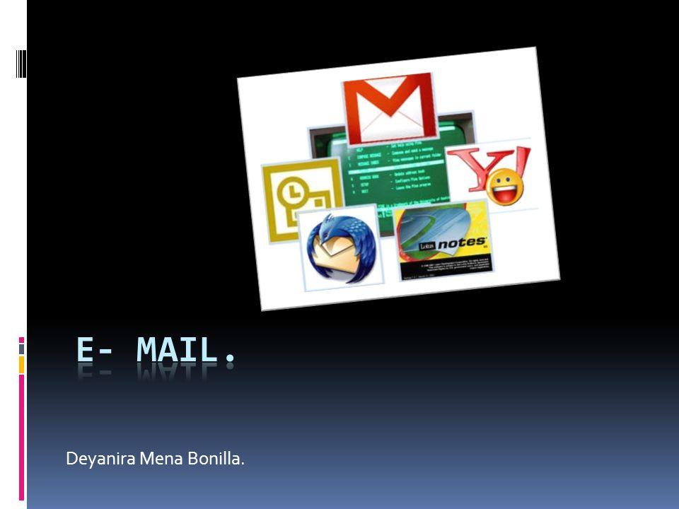 Selecciones las opciones que piense usted que son las adecuadas para escribir un E-mail.