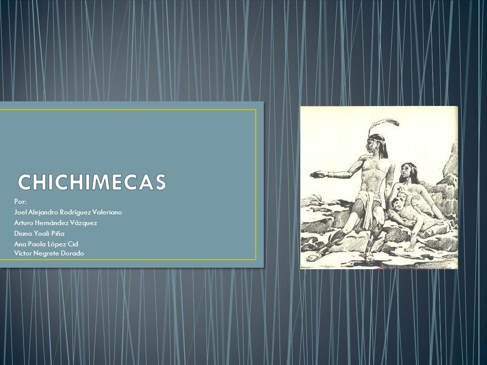 El término Chichimeca es el nombre que daban los mexicas a un conjunto de pueblos indígenas que habitaban el centro y norte de México.