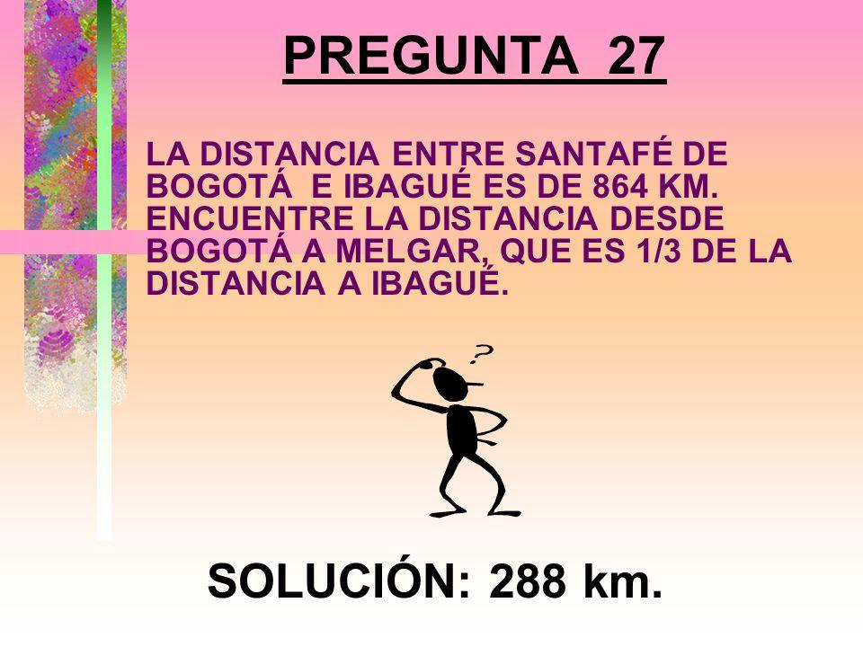 PREGUNTA 26 DOS RECIPIENTES CILÍNDRICOS DE IGUAL RADIO TIENEN ALTURAS DE 4M Y 6M RESPECTIVAMENTE. SI LA CAPACIDAD DEL PRIMER RECIPIENTE ES DE 80m 3.¿