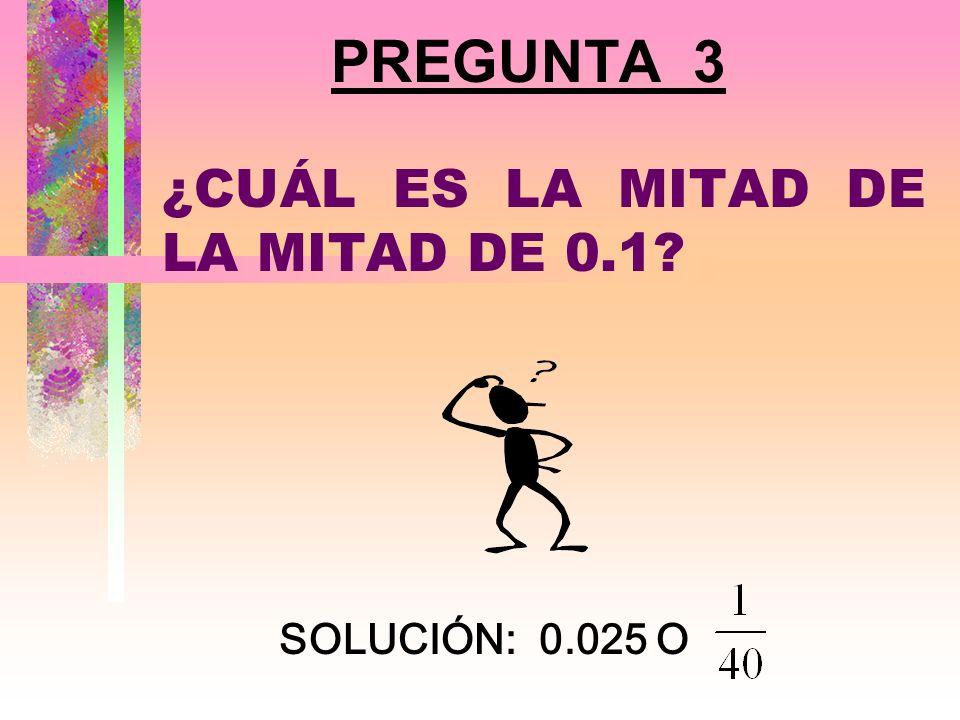 PREGUNTA 2 ¿ENTRE CUALES DOS NÚMEROS ENTEROS CONSECUTIVOS ESTÁ LA RAÍZ CUADRADA DE 159? SOLUCIÓN: ENTRE 12 Y 13