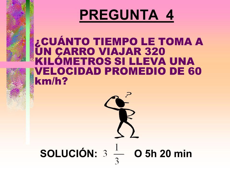 PREGUNTA 3 ¿CUÁL ES LA MITAD DE LA MITAD DE 0.1? SOLUCIÓN: 0.025 O