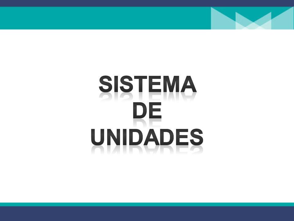 Sistema de Unidades (1° medio) Introducción a la Física Física