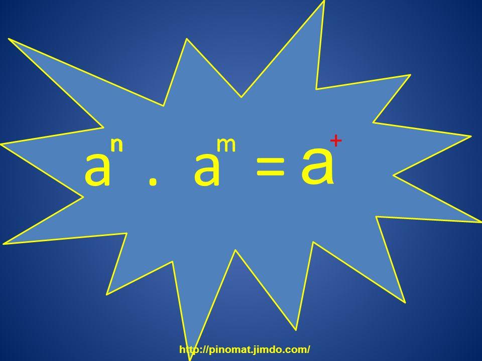 a. a = nm a nm + http://pinomat.jimdo.com/